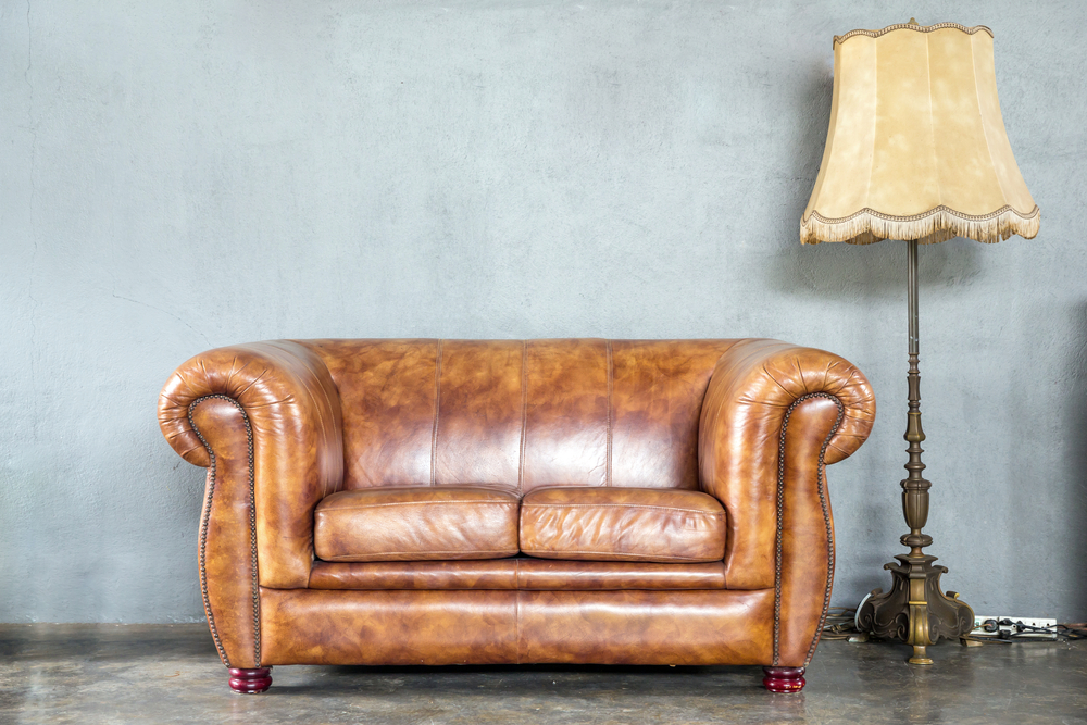 How to restore a leather couch
